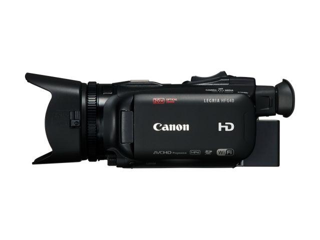 Canon Legria G40 0002