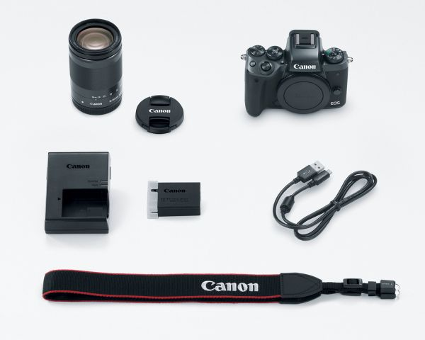 EOSM HR EOS M5 EFM18 Kit hiRes