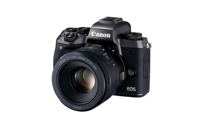 EOS M5 WEF 50mm f1.8 STM FSL