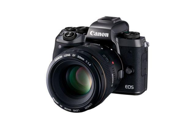 EOS M5 WEF 50mm f1.4 USM FSL