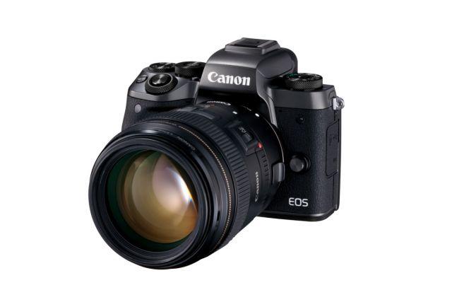 EOS M5 WEF 85mm f1.8 USM FSL