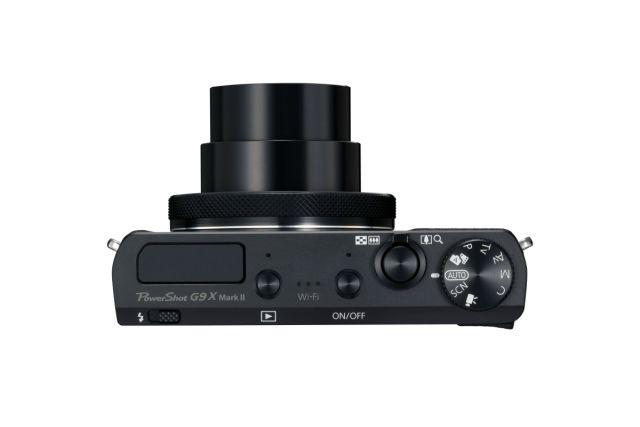 Canon PowerShot G9 X Mark II EU 0001