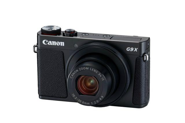 Canon PowerShot G9 X Mark II EU 0003
