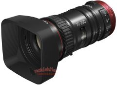 Canon CN E 70 200 Mm T44 L IS KAS S Rumors 01
