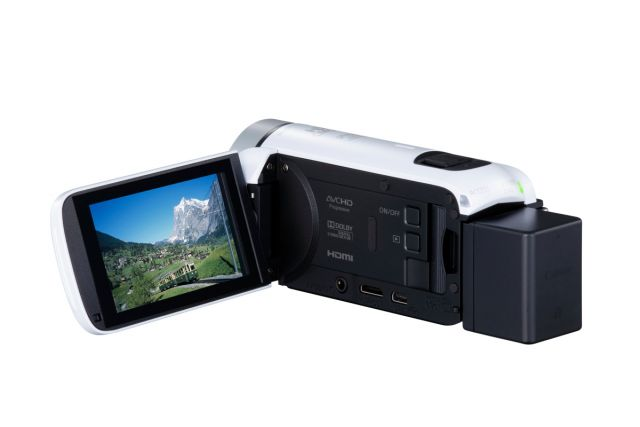 Canon Legria HF R806 0006