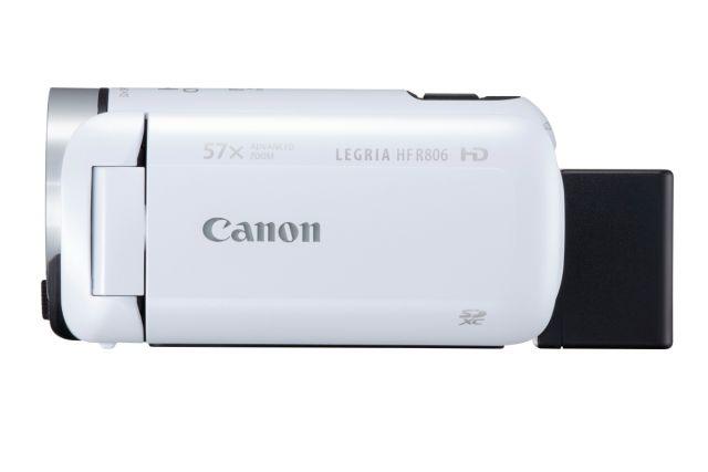 Canon Legria HF R806 0004