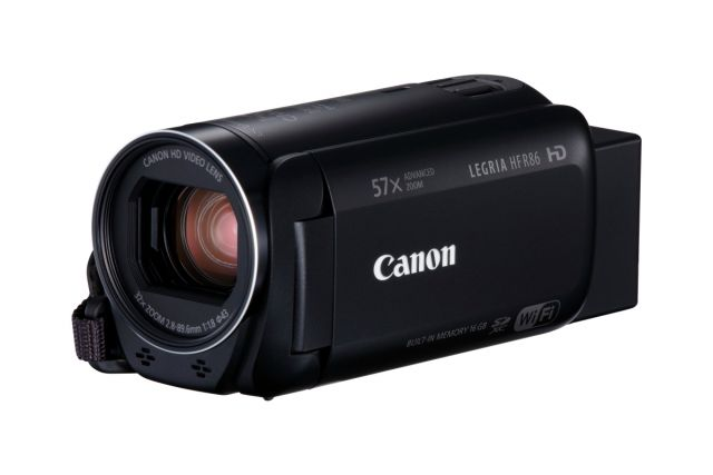 Canon Legria HF R86 0003