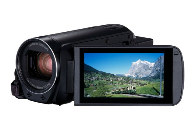 Canon Legria HF R86 0005