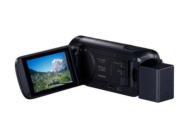 Canon Legria HF R86 0006