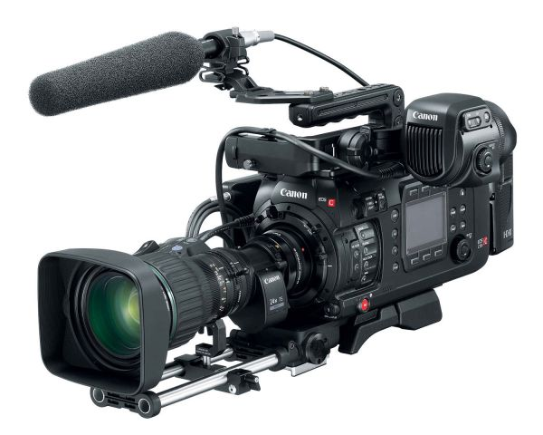 Canon Cinema EOS C700 0012
