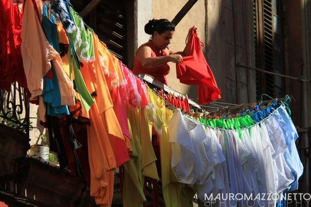 Por la calle en Centro Habana