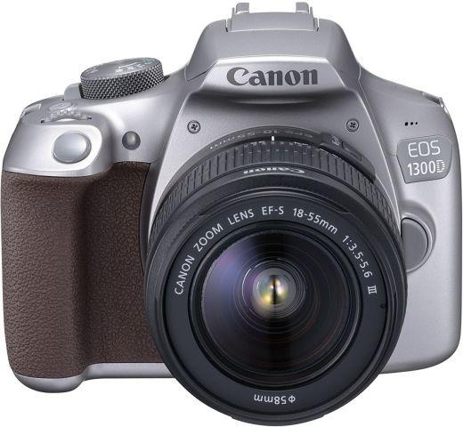 Canon EOS 1300D Grey 01