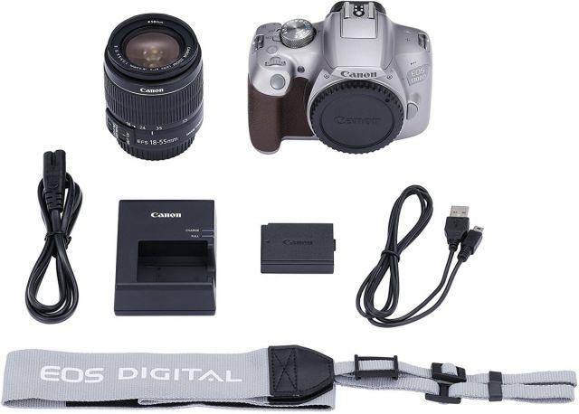 Canon EOS 1300D Grey 06