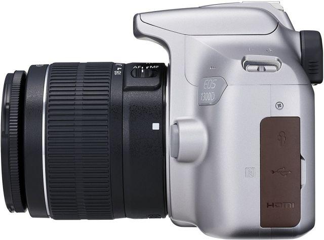 Canon EOS 1300D Grey 04