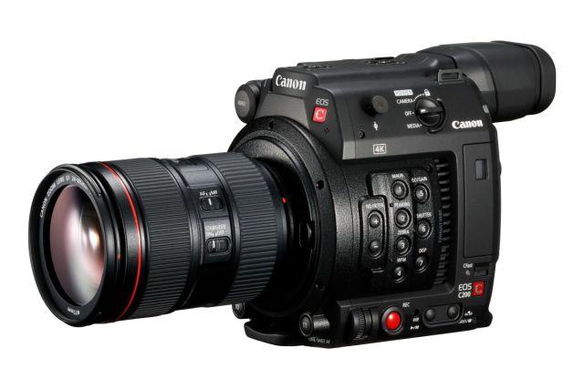 Canon EOS C200 0001